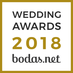Ana Tocados, ganador Wedding Awards 2018 Bodas.net