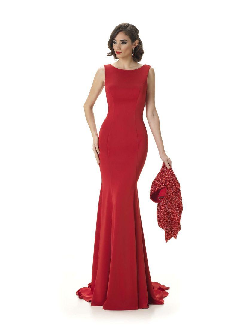 8fdd4caa9 Vestidos rojos de fiesta  más de 100 looks para impactar