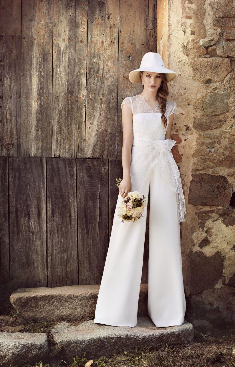 Vestidos de novia para bodas vintage