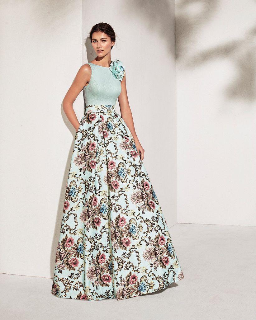 e01baffcb4 Vestidos de noche largos en barcelona - Vestidos de colores para ...