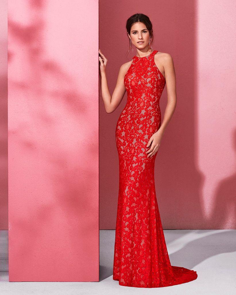 Vestidos rojos de fiesta: más de 100 looks para impactar