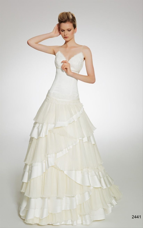 vestidos de novia patricia avendaño 2012