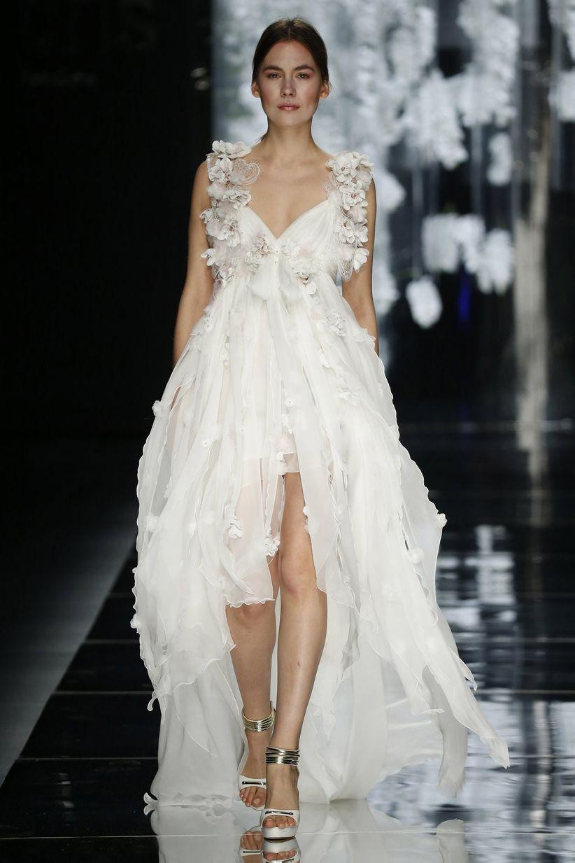 vestidos de novia jesús del pozo 2012