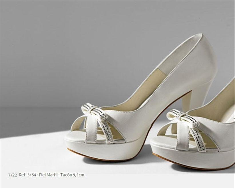 zapatos de novia doriani 2012