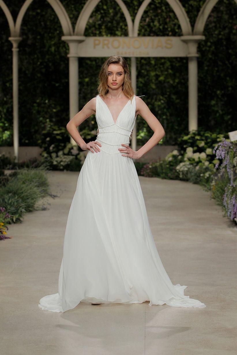 Vestido de boda real 2019