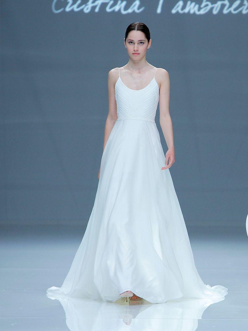 Excellent Vestidos De Novia Lisos Photos - Wedding Ideas - memiocall.com