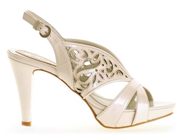 Zapatos de novia Enepe 2012
