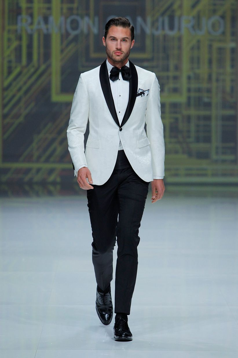Trajes de novio Ramón Sanjurjo 2019: exquisita elegancia masculina