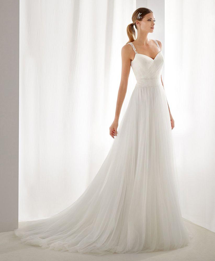 d268da27c 80 vestidos de novia sencillos para bodas civiles