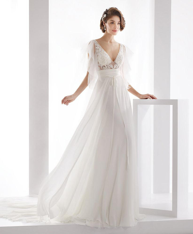 Vestidos de novia mayores