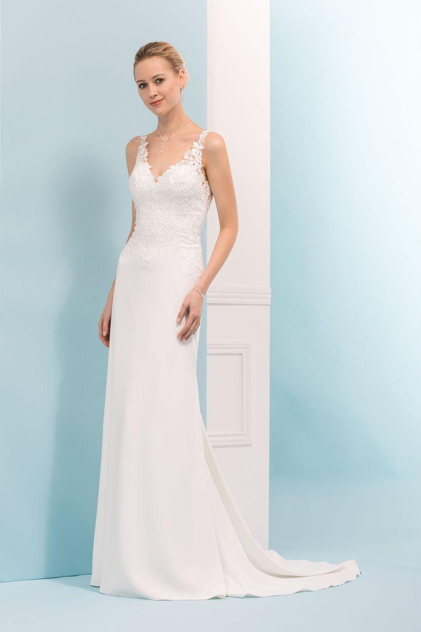 Vestidos novia boda civil precios