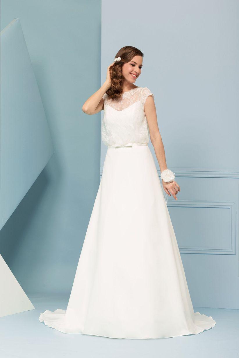 Vestidos novia civil bilbao