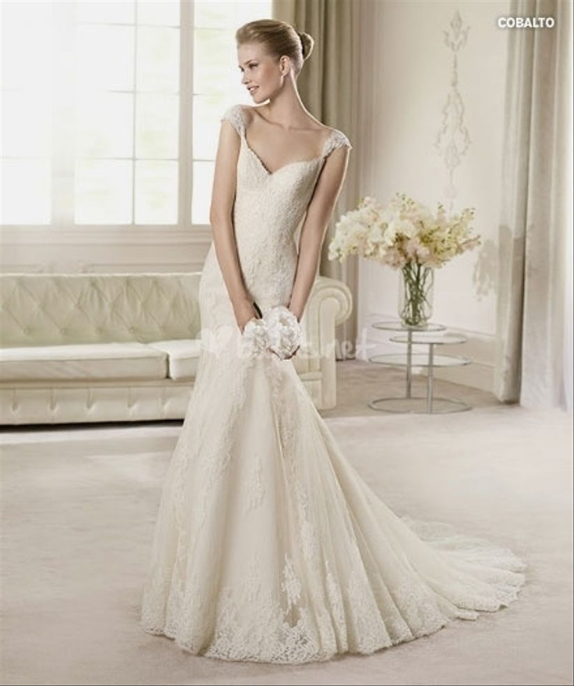 bd84eea0ed  Puedes ver toda la colección de San Patrick 2013 en nuestro Catálogo de  Vestidos de novia.