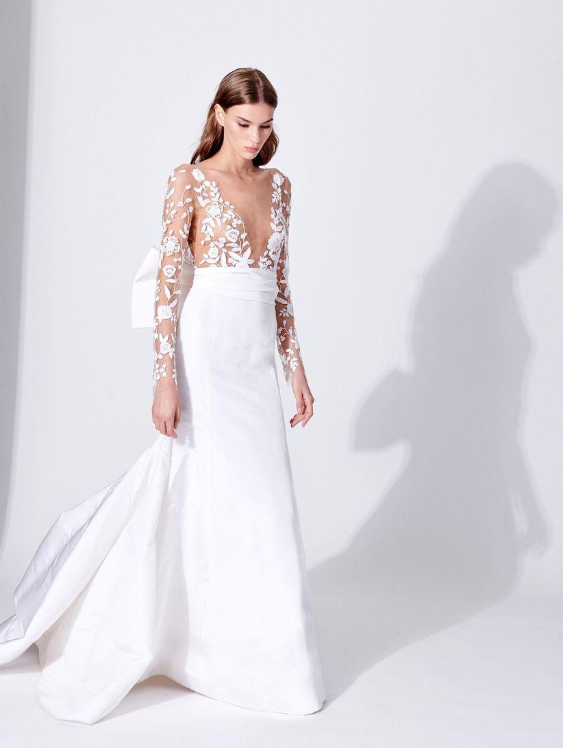 ca352d261 Vestidos de novia Oscar de la Renta 2019