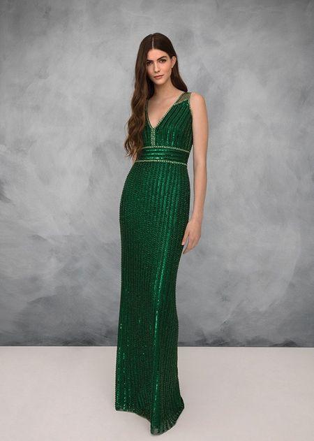 Vestidos Verdes De Fiesta 50 Modelos Para Enamorar