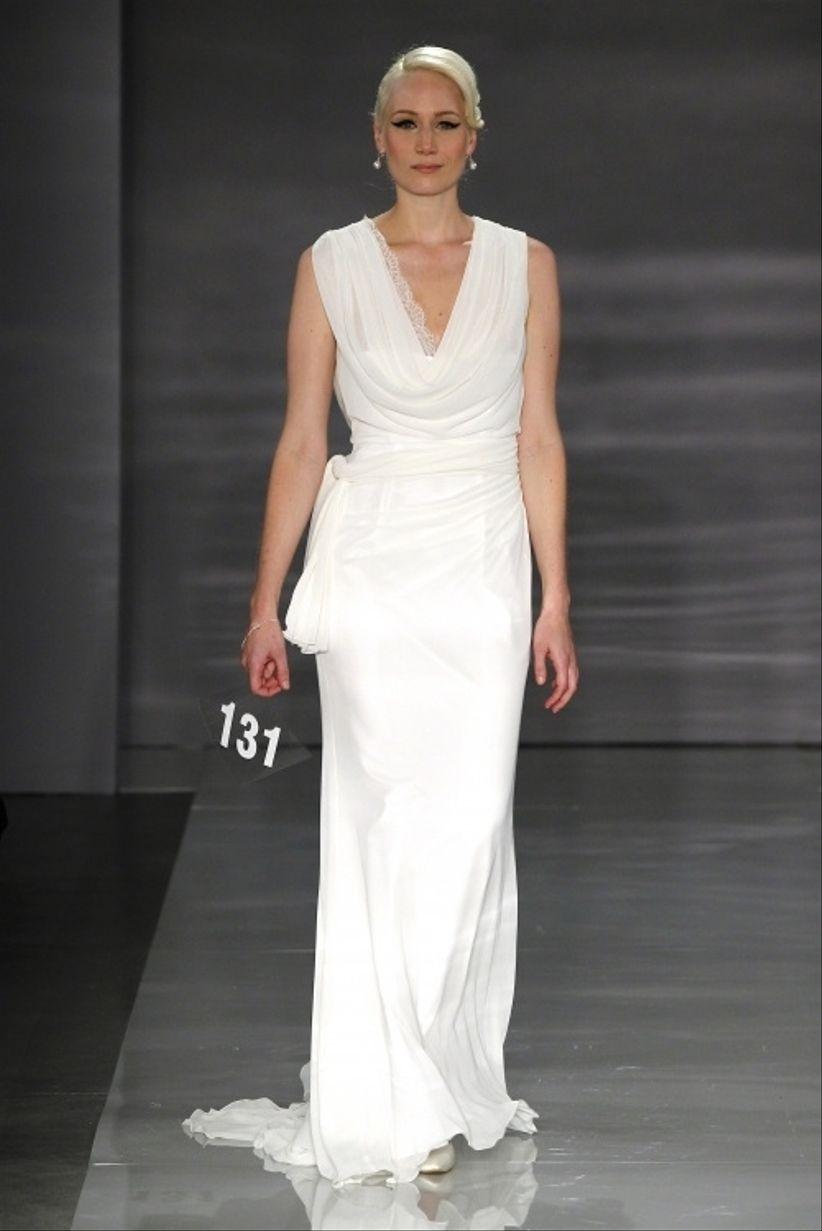 prendas de vestir exteriores de todos los tiempos: vestidos de novia