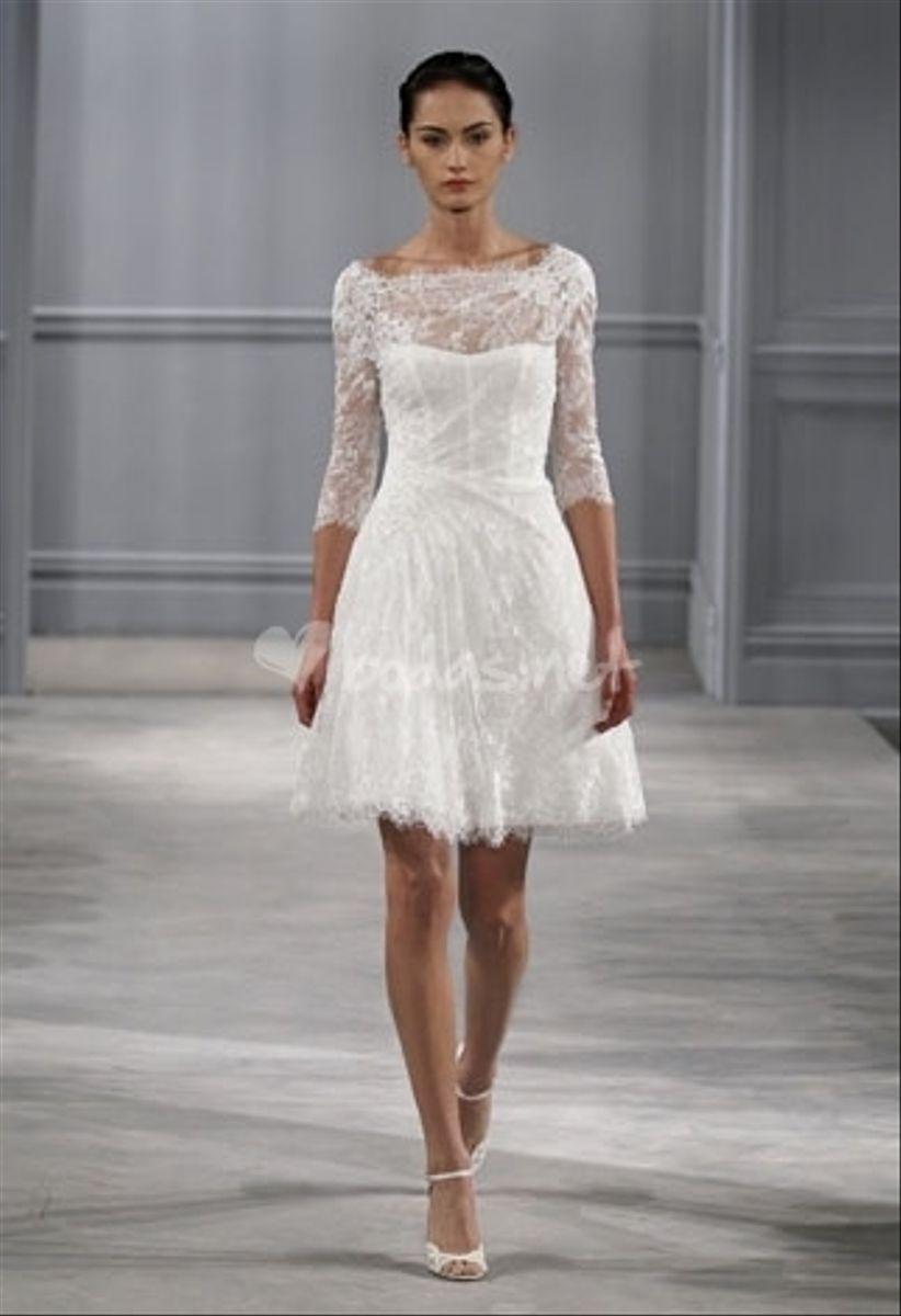 Vestidos de novia Monique Lhuillier Primavera/ Verano 2014