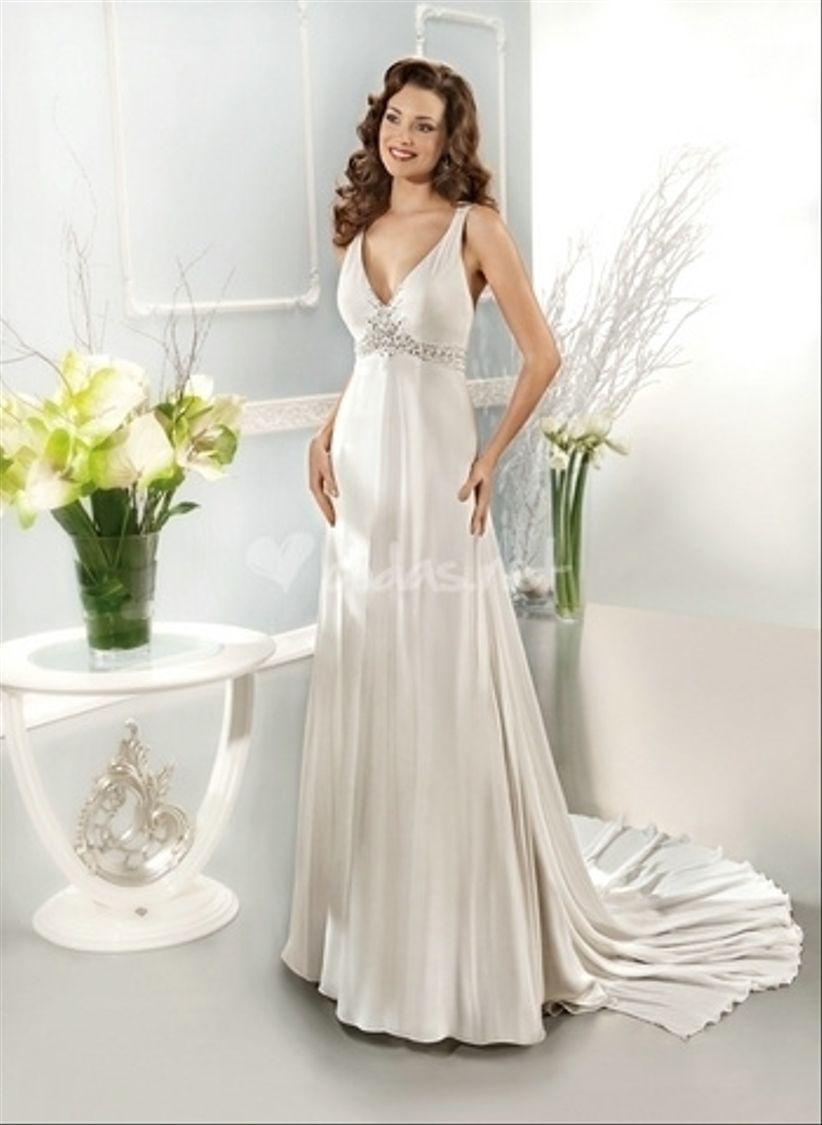 Vestidos para novias con 40 años o más