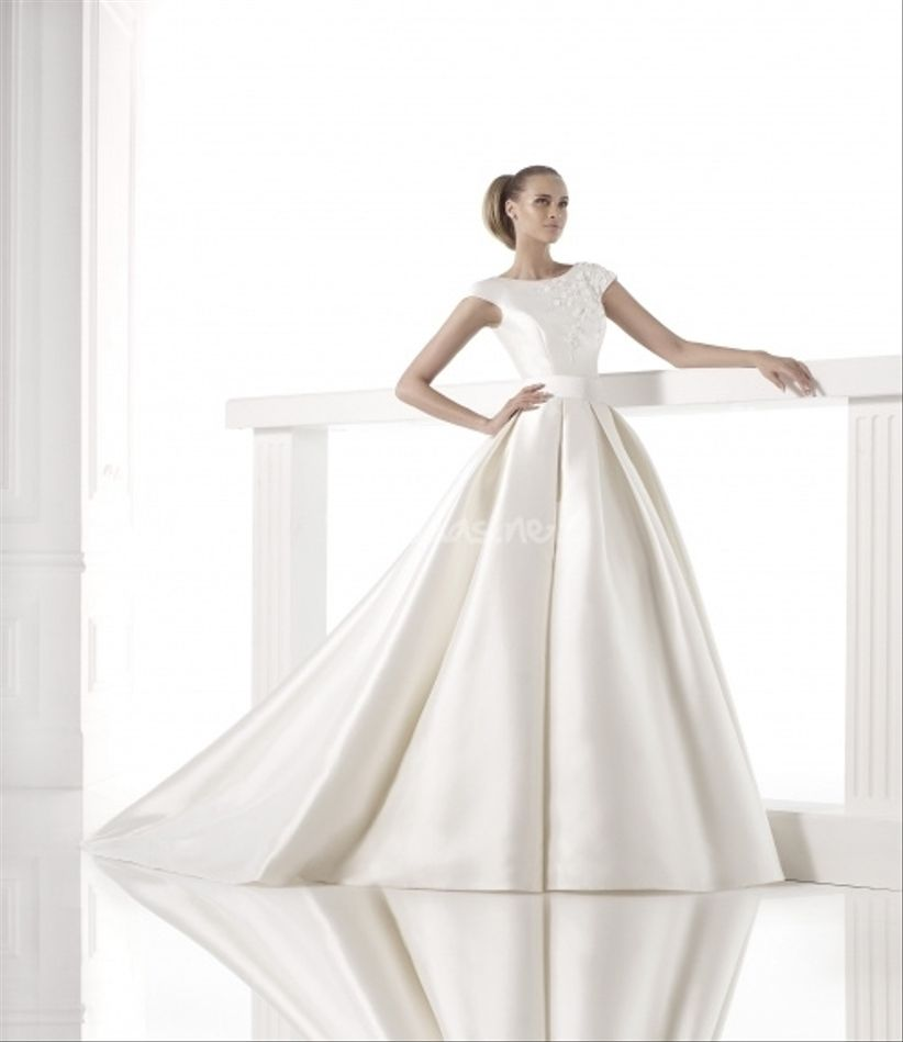 vestidos de novia pronovias 2015