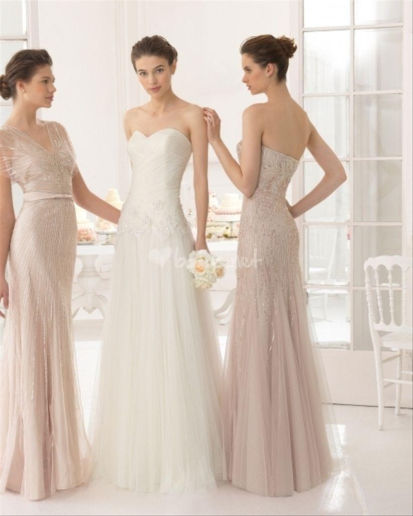 vestidos de novia aire barcelona 2015