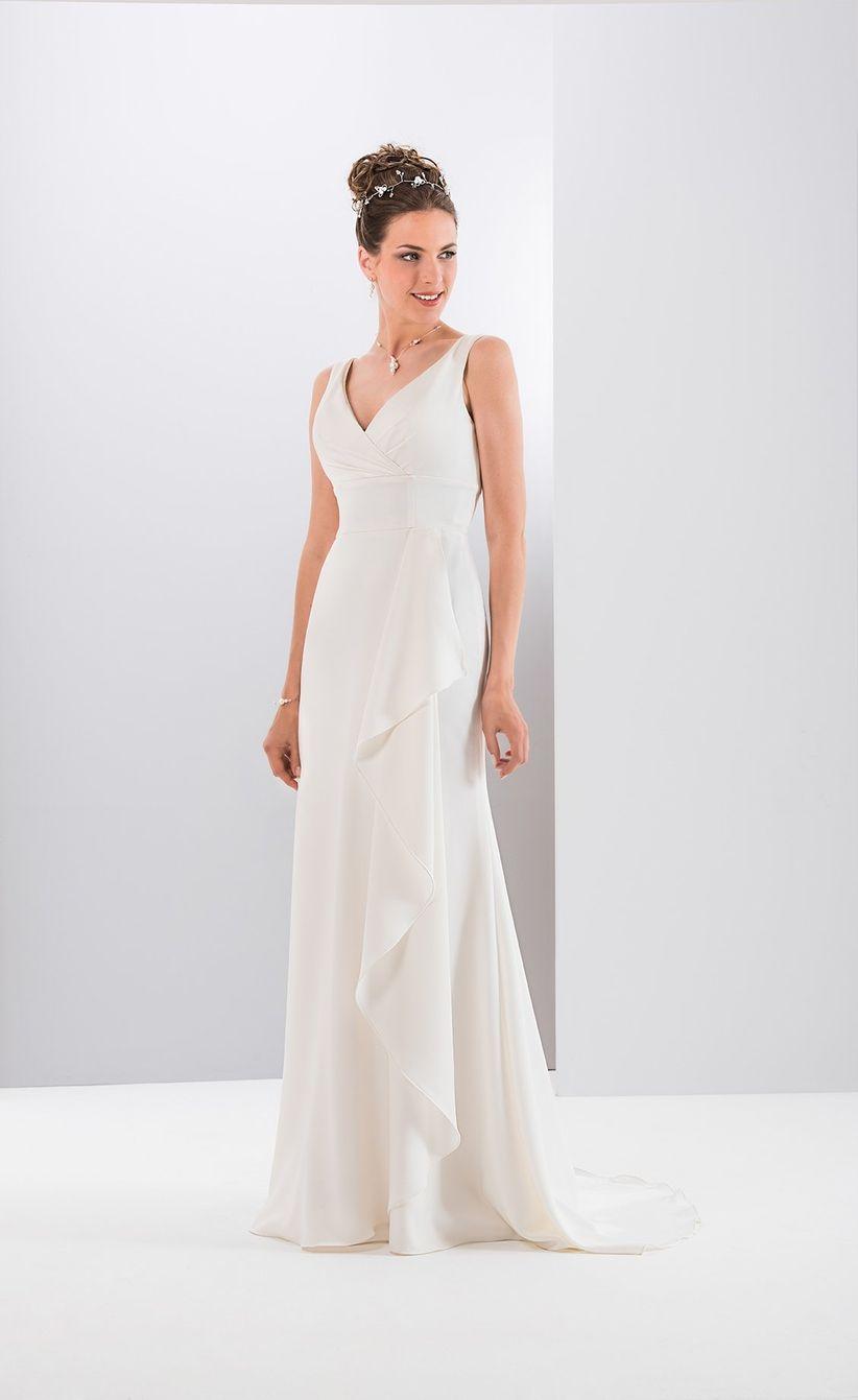 Vestidos de novia estilo imperio