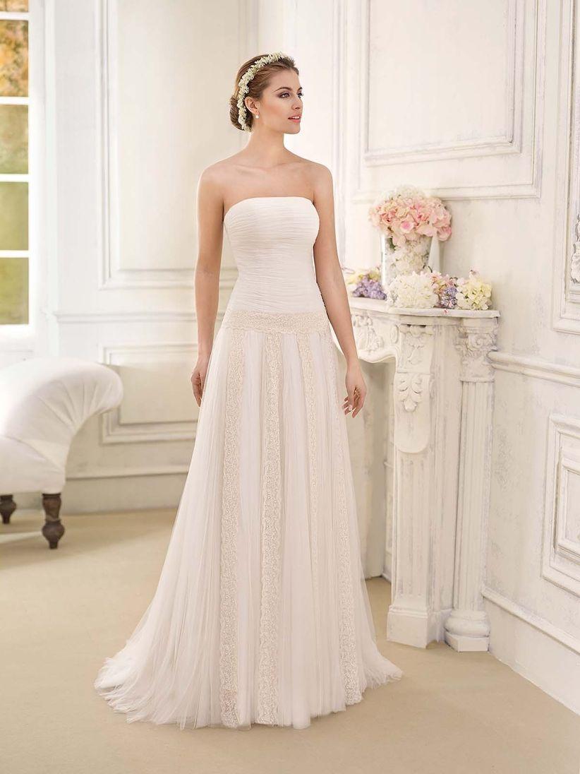 Vestidos de novias originales y bonitos