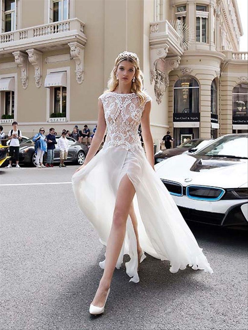 6755d8ad7 50 vestidos de novia muy sexys para mujeres atrevidas