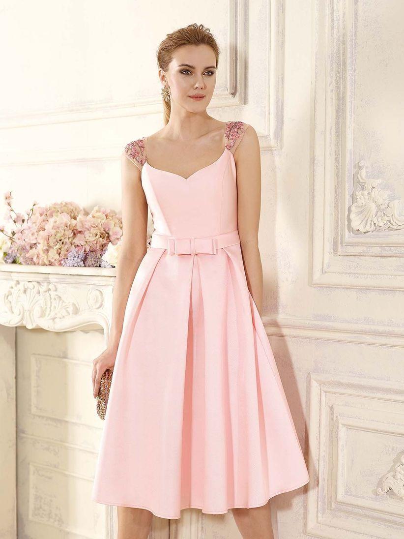 7 colores para vestidos de invitada en 2017
