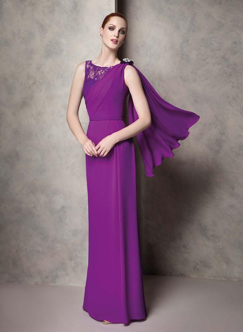 Más de 100 vestidos largos de fiesta para ir de boda en 2017
