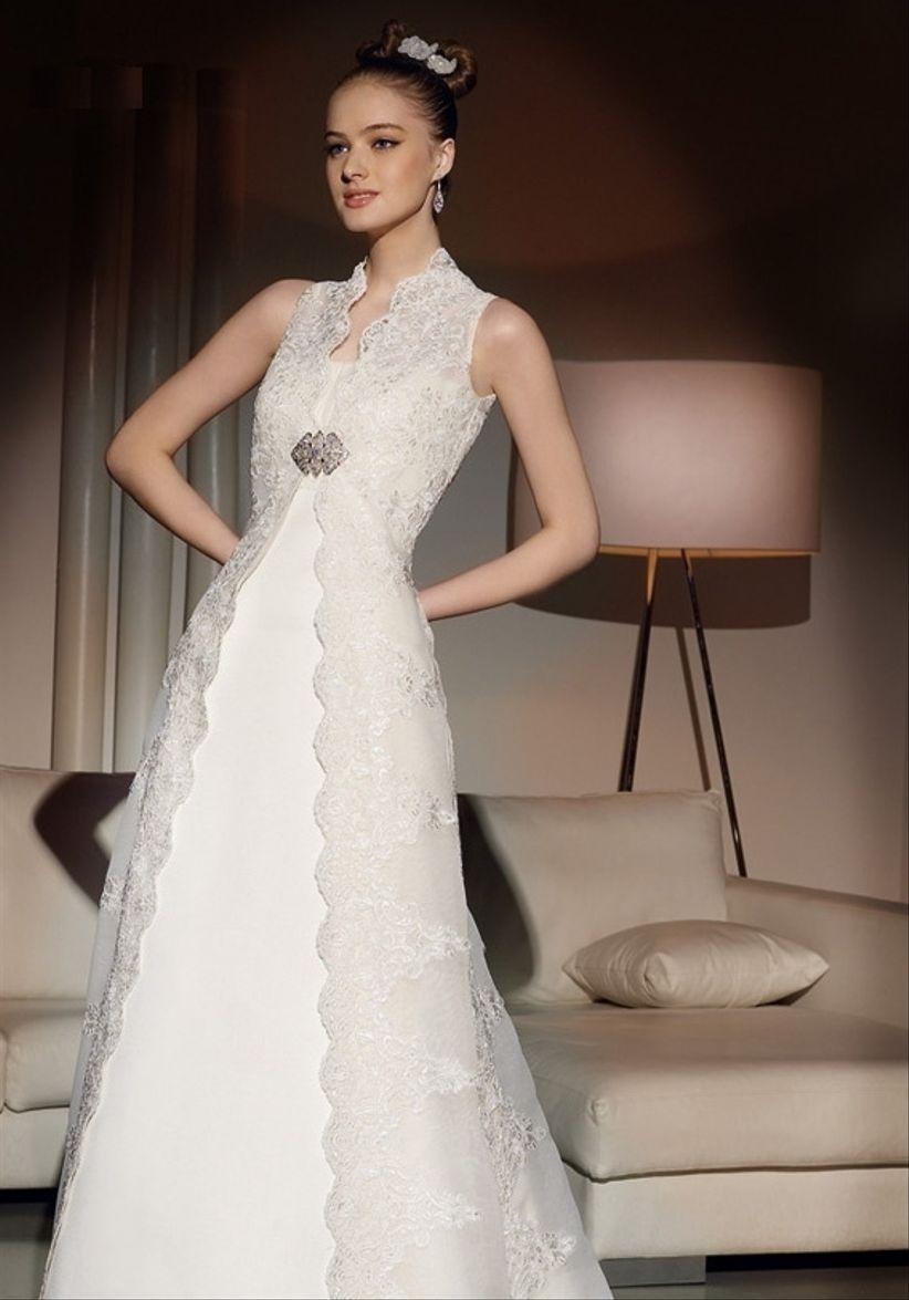 vestidos de novia villais 2011