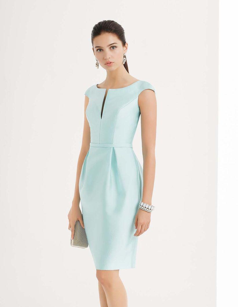80 vestidos cortos para madrinas 0753810d4fcb