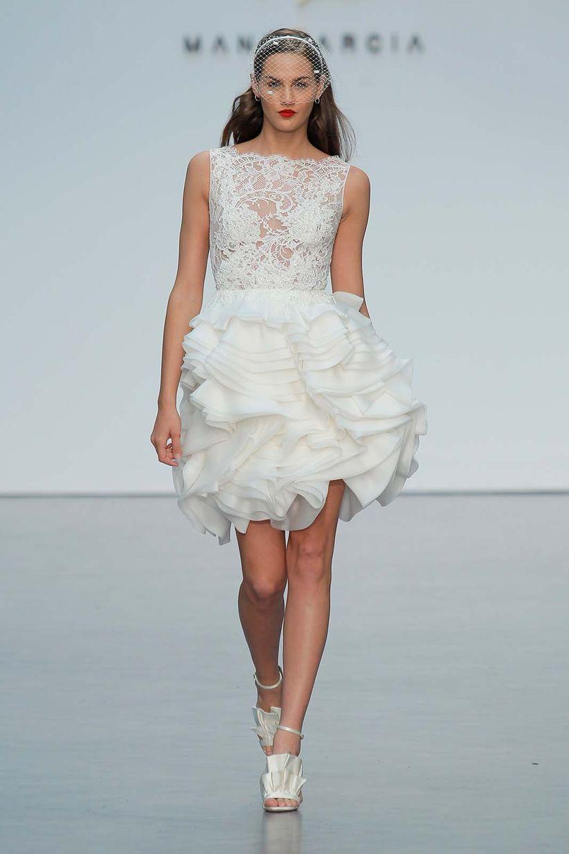 Los 99 vestidos de novia más originales de 2018