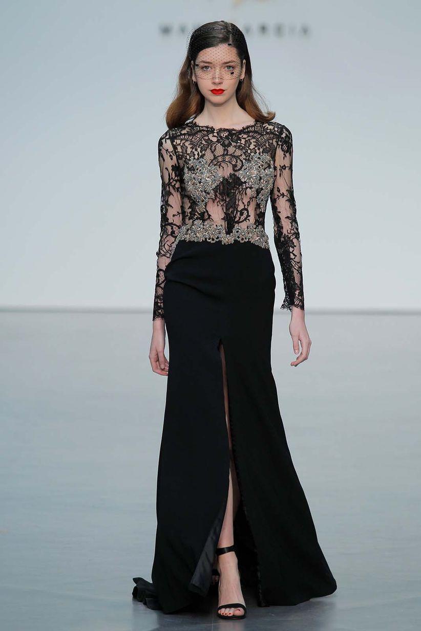 30 vestidos de fiesta: apuesta por el negro y conviértete en la ...