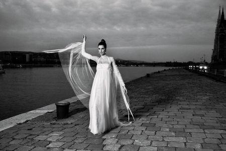 Vestidos para novias con poco pecho
