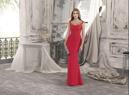 Descubre los nuevos vestidos de fiesta fucsia