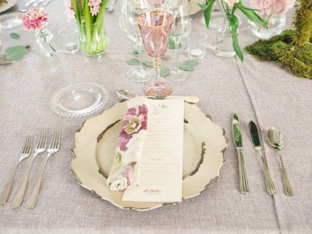 ¿En busca de la perfecta cubertería para vuestro banquete?