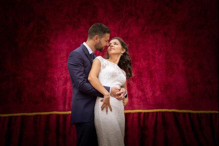 ¿Habéis pensado en casaros en un teatro?