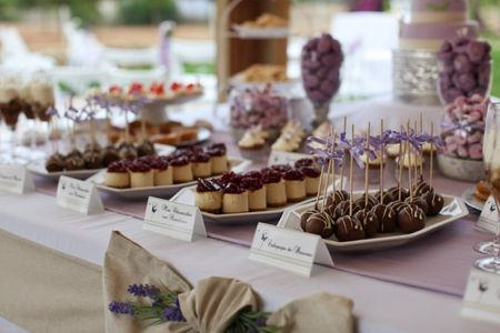 5 propuestas de banquetes al aire libre