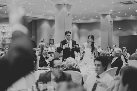 Men�s de boda para cel�acos