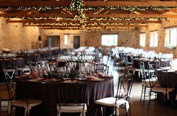 5 detalles navideños para vestir de magia vuestra boda