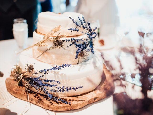 Tartas de boda 2018: descubrid las últimas tendencias para este año