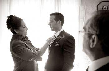 El papel de la madrina en la boda