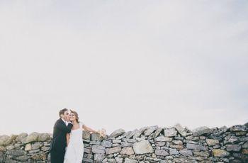 El lugar de la boda y el reportaje fotográfico