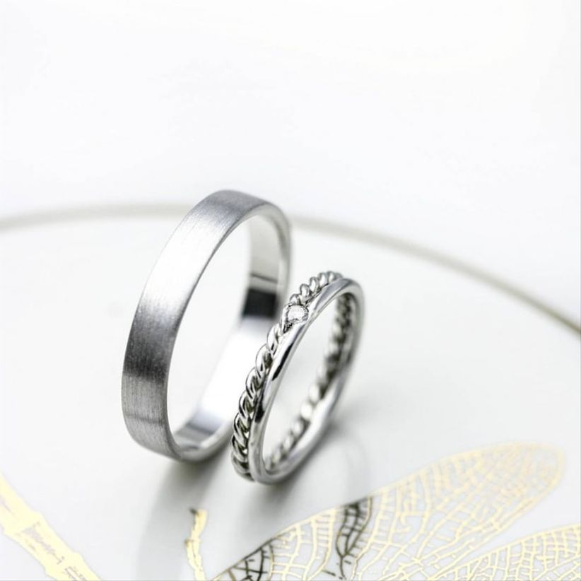 147b07608f2f Los mejores metales para vuestras alianzas de boda
