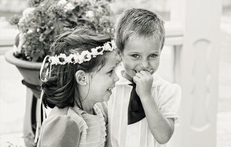 5 ideas para distraer a los ni�os en la boda