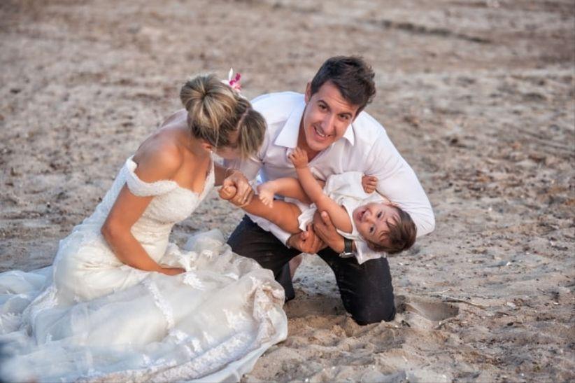 celebrar una boda y un bautizo a la vez