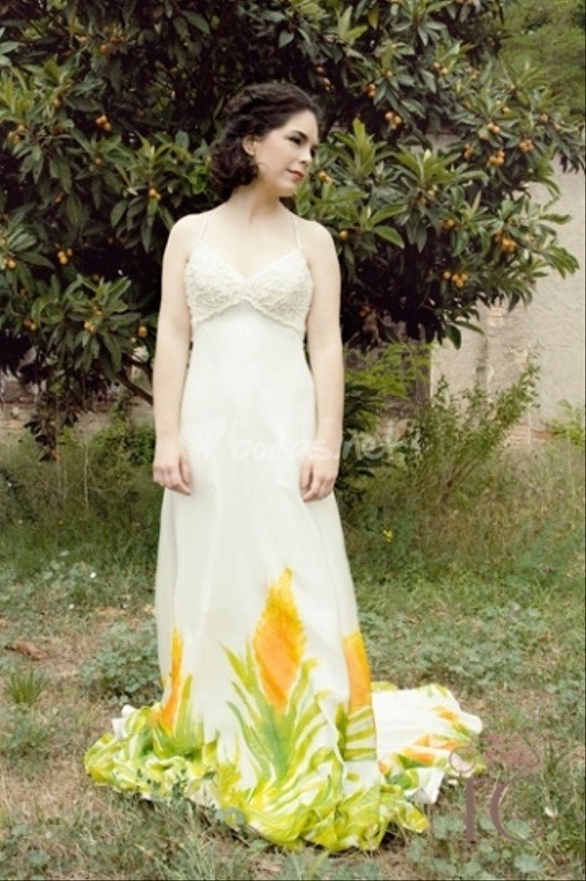 Tips para un look de novia original