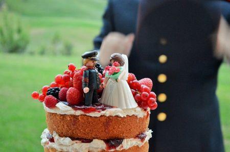 Figuras de la tarta originales