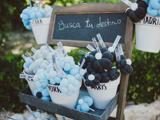 Cómo elegir la temática de la boda