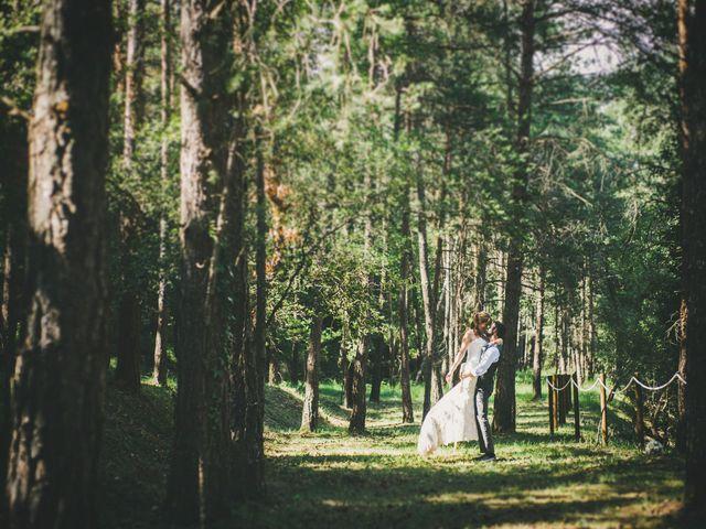 Tips para un reportaje de bodas en el bosque
